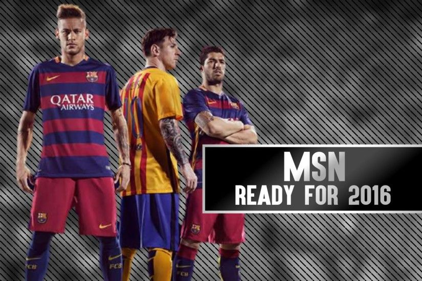 MSN Show ○ Messi, Suarez & Neymar ○ Ready for 2015/2016 Season | HD -  YouTube