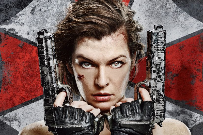 Resident Evil: The Final Chapter HD Wallpaper | Hintergrund | 2560x1600 |  ID:726645 - Wallpaper Abyss
