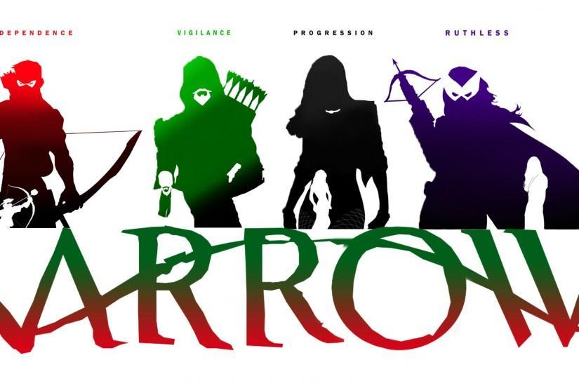 arrow wallpaper impremedianet