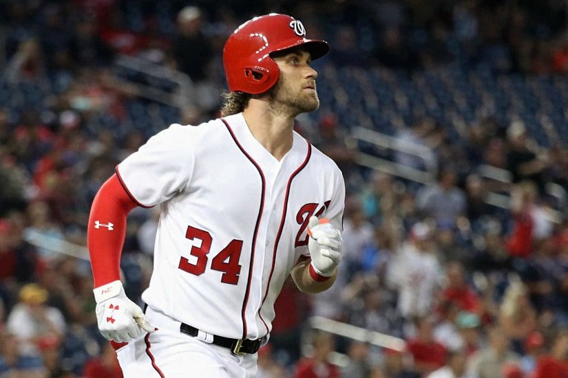 Relax, Nats fans, Bryce Harper back in lineup Friday | MLB | Sporting News