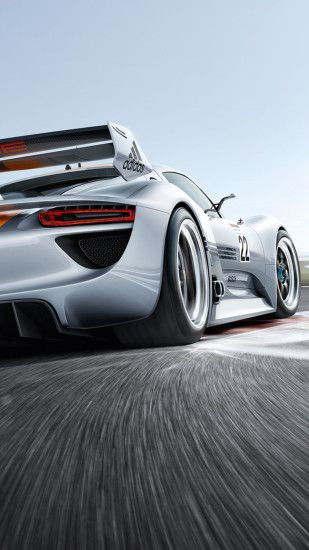Porsche 918 RSR htc one wallpaper