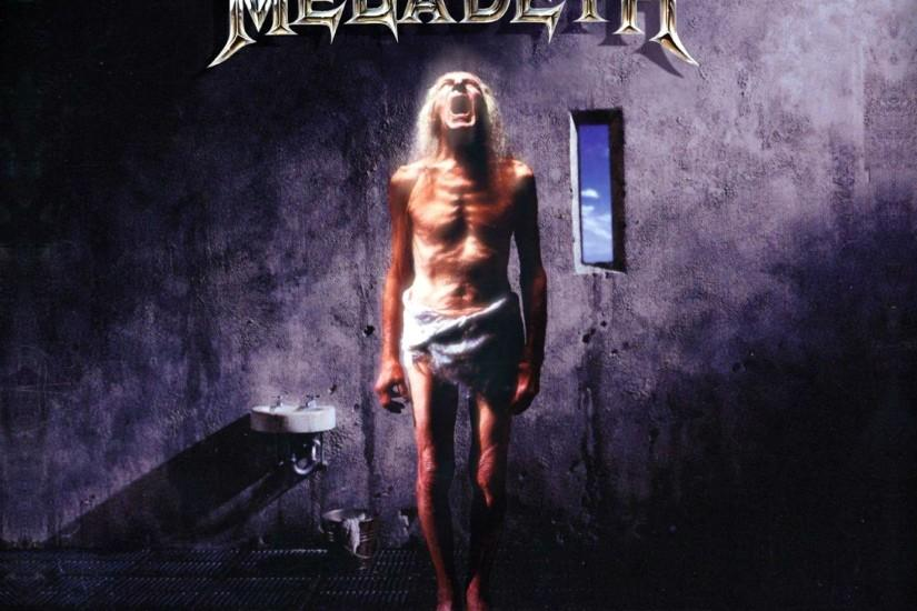 MEGADETH thrash metal heavy (27) wallpaper