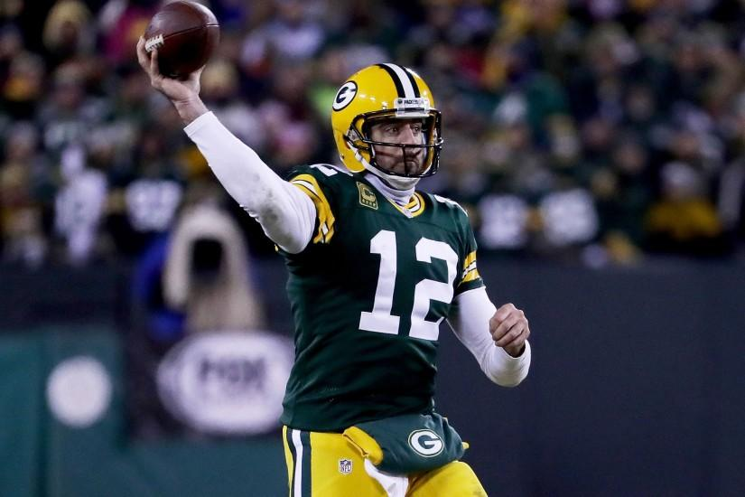 Aaron Rodgers inspires Green Bay Packers to rout of New York Giants to  set-up Dallas Cowboys clash | The Independent