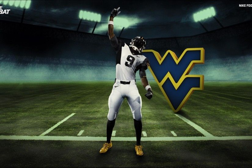 West Virginia Football Wallpapers by Aaliyah Woodward #2