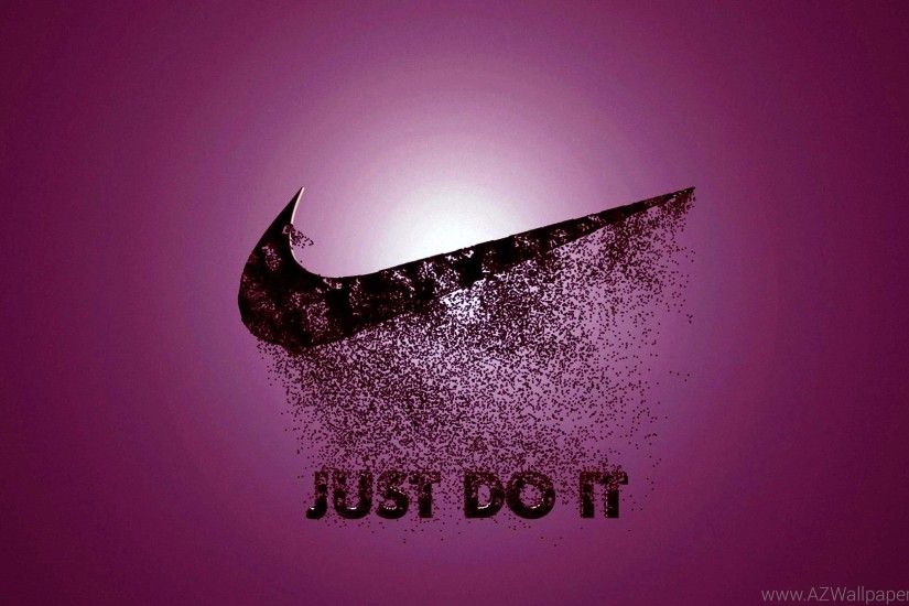 "Nike Wallpapers ""Just Do It"" Most Popular HD ..."