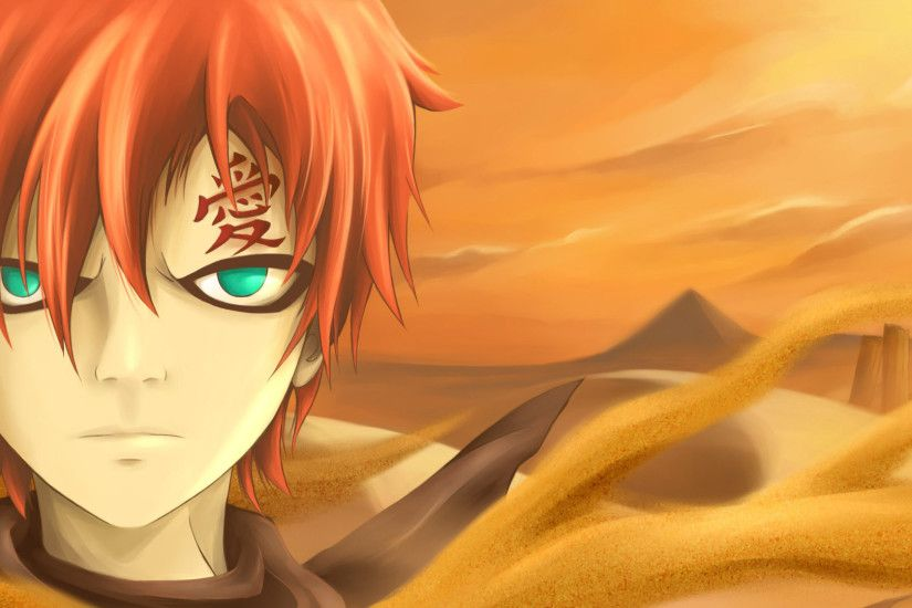 Gaara - Naruto [5] wallpaper
