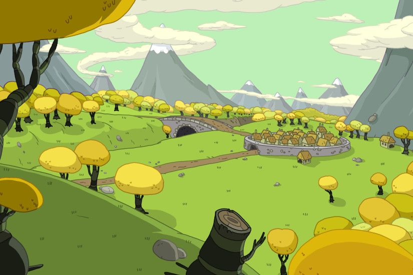 Adventure Time 2 2 Wallpaper HD