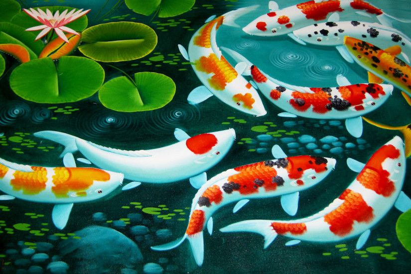 ... Wallpapers Koi Fish HD Wallpaper - Android Apps on Google Play ...
