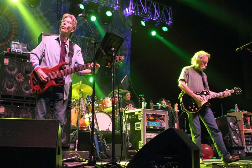 Grateful Dead reforming: Remaining members to reunite for 'Fare Thee Well'  shows celebrating 50 years of the band | The Independent