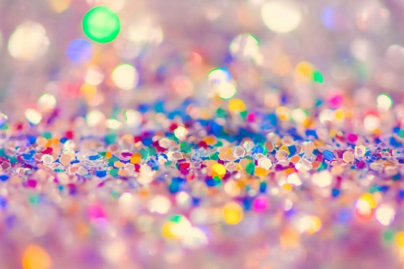 Glitter sparkle psychedelic abstract abstraction bokeh wallpaper .