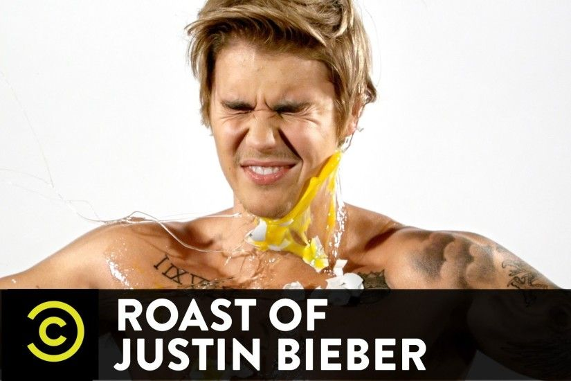 Watch Justin Bieber get egged in the trailer for Comedy Central Roast