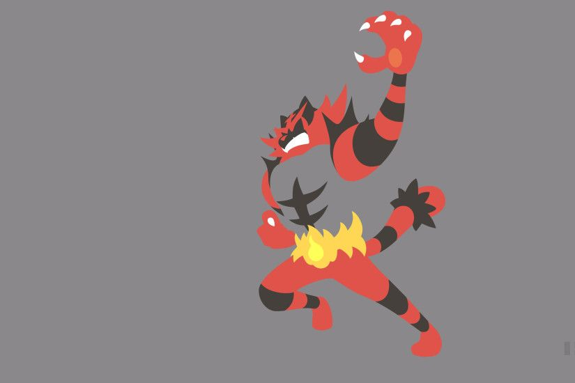 Incineroar by Krukmeister on DeviantArt