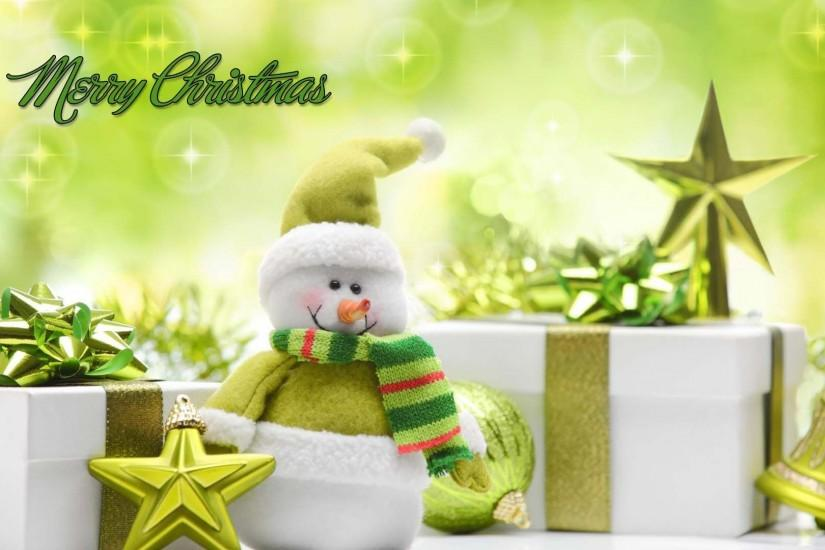 Cute Green Christmas Wallpaper | HD Christmas Wallpaper Free Download ...