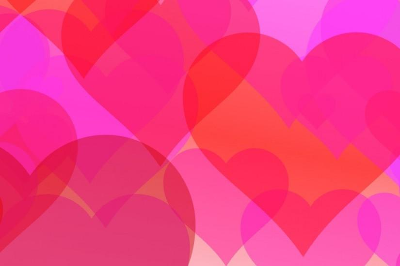 full size heart background 1920x1080