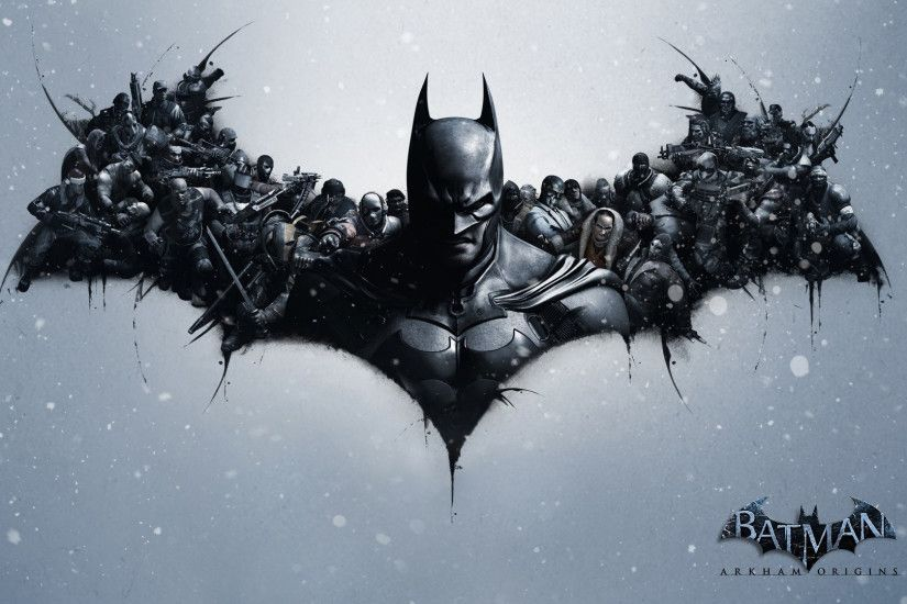 Batman Arkham Origins Video Game Wallpapers | HD Wallpapers