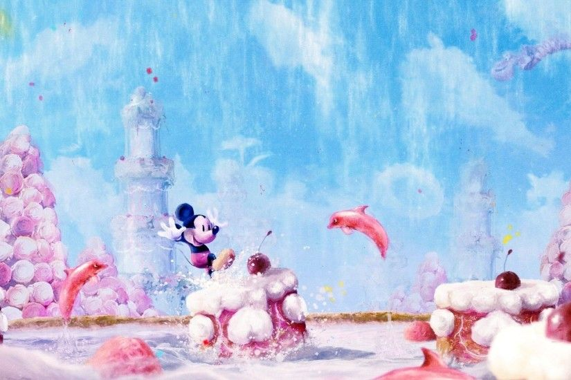 Cartoon Disney Mickey Mouse · HD Wallpaper | Background ID:191413