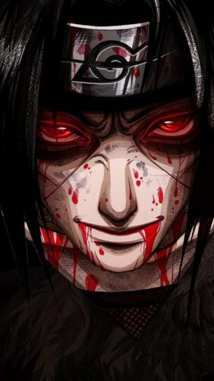 free download itachi wallpaper 1440x2560 for iphone 5