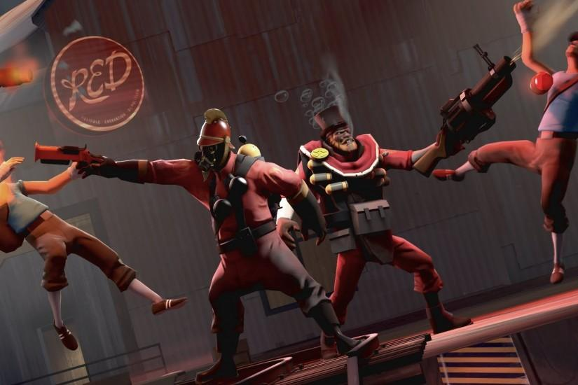 most popular team fortress 2 wallpaper 1920x1080
