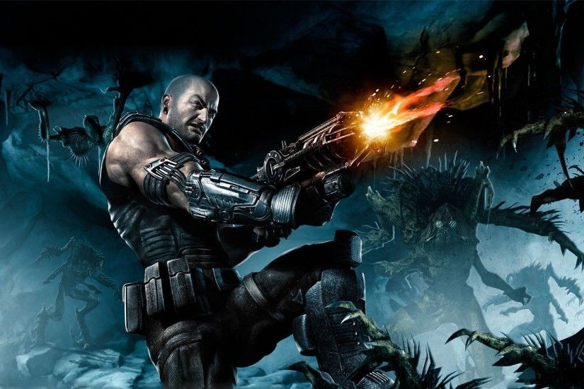 Red Faction Armageddon Game (66 Wallpapers)
