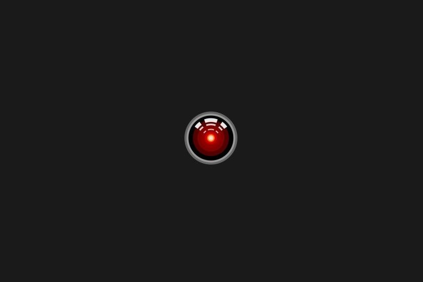 HAL 9000, Minimalism, 2001: A Space Odyssey HD Wallpapers / Desktop and  Mobile Images & Photos