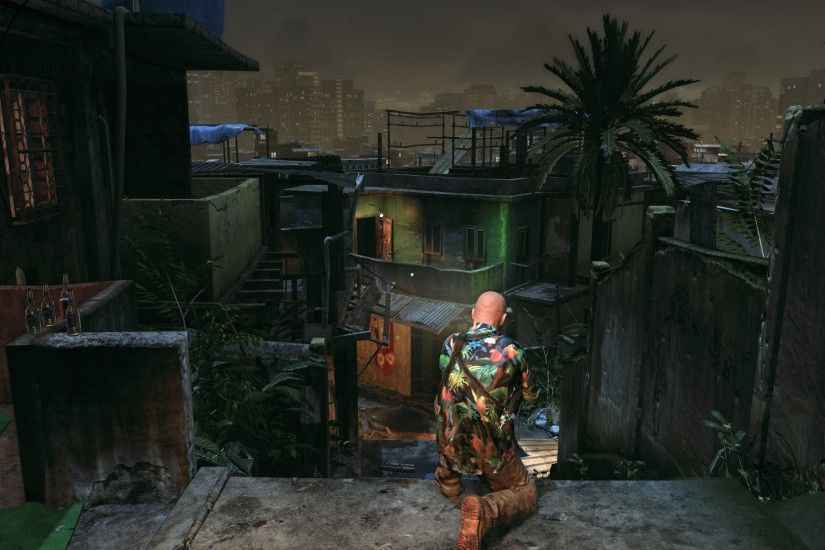 Max Payne, Max Payne 3, Favelas, Ghetto Wallpapers HD / Desktop and Mobile  Backgrounds