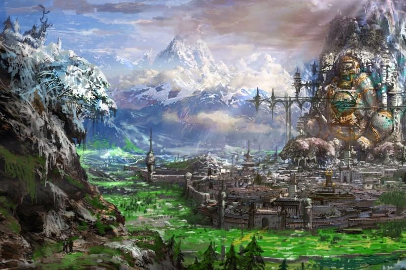 vertical blade and soul wallpaper 1920x1440