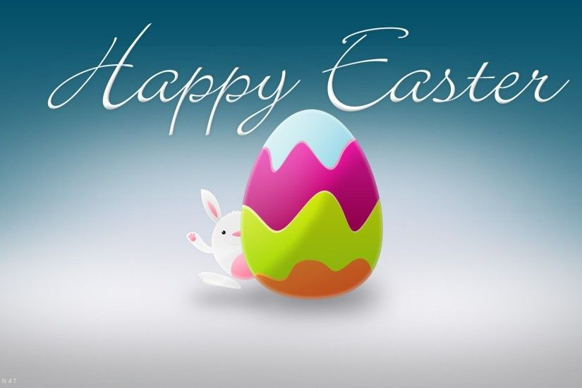 Happy Easter Day 2013 HD Wallpaper