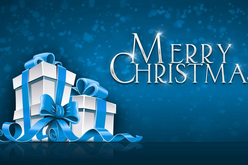 Merry Christmas 1080p Widescreen HD Wallpaper.