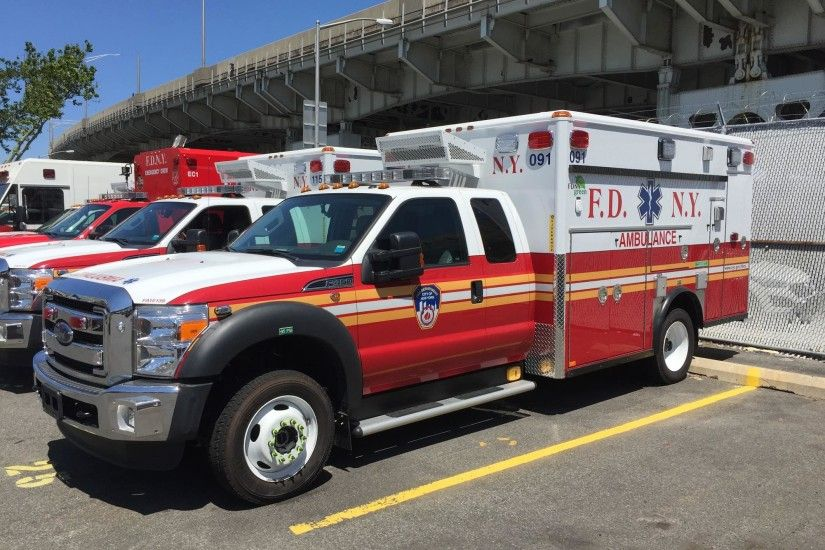Stealth Power Announces FDNY Order for 76 Environmentally Friendly  Ambulances