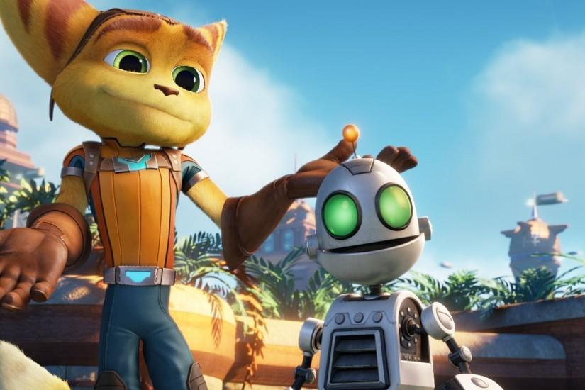 Ratchet And Clank, Ratchet And Clank (movie) Wallpaper HD