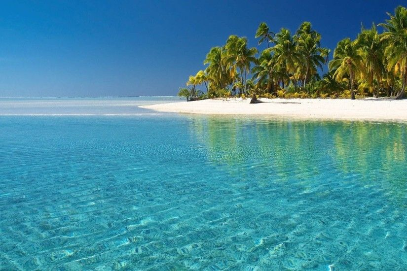 Paradise Crystal Beach Wallpaper - wallpaper,wallpapers,free wallpaper .