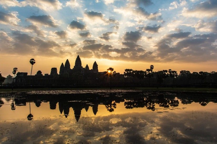 South East Asia | Angkor Wat, Cambodia | Adventure Travel & Tours - YouTube