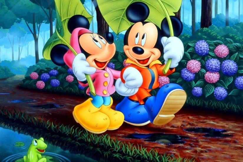 Wallpapers Mickey And Minnie Mouse (50 Wallpapers) – Adorable Wallpapers