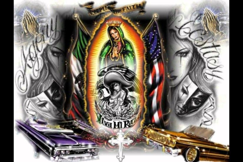 chicano backgrounds buch by - photo #7. ""