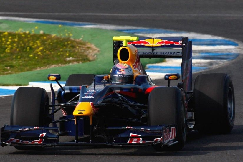 Red Bull Racing Pictures