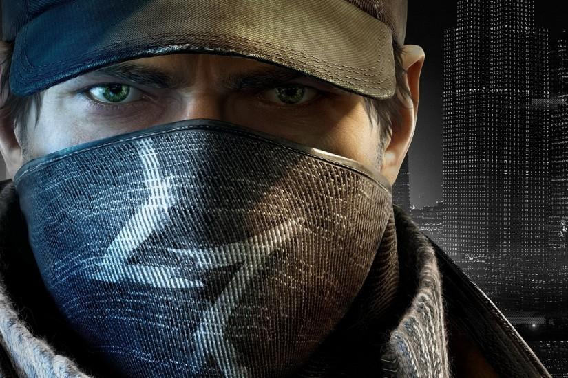 Aiden Pearce - Watch Dogs wallpaper #15452