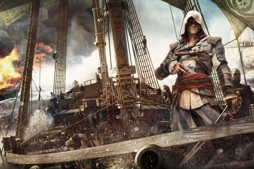 Assassin's creed IV: Black flag wallpapers and images - wallpapers .