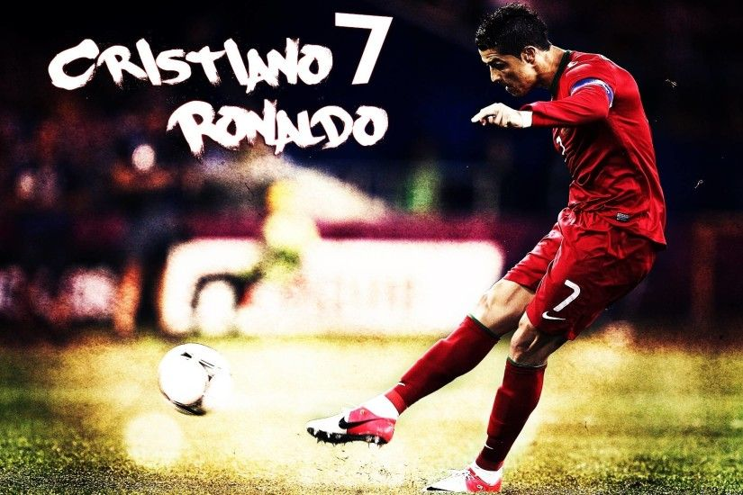 Cristiano Ronaldo 2014 wallpapers HD - WallpapersAK
