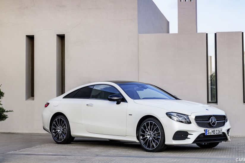 2018 Mercedes-Benz E-Class Coupe Wallpaper