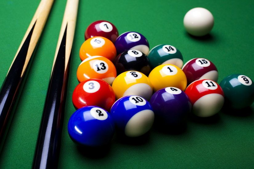 Billiard Backgrounds Wallpaper