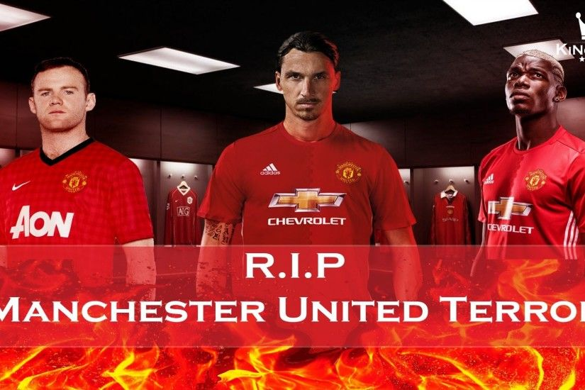Rooney-Ibra-Pogba | R.I.P ○ New Manchester Utd Terror ➢ Ready For 2017  ||HD|| - YouTube