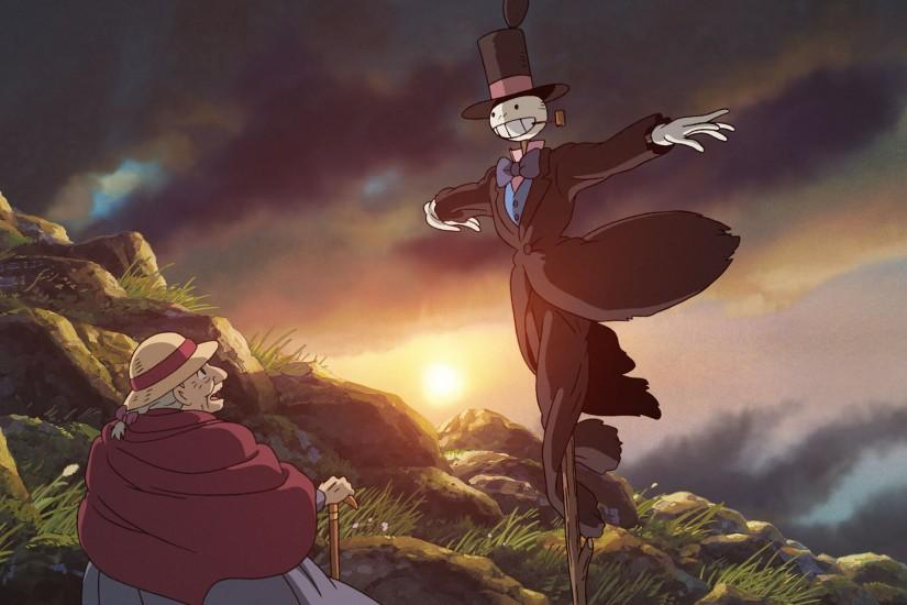 top howls moving castle wallpaper 1920x1200 photos