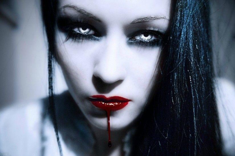 Fantasy Vampire Wallpaper 1