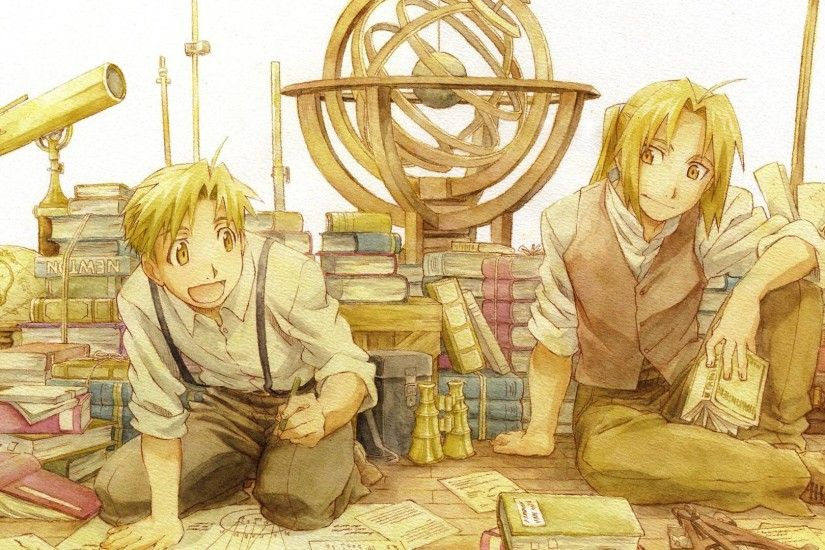 Elric Brothers · download Elric Brothers image