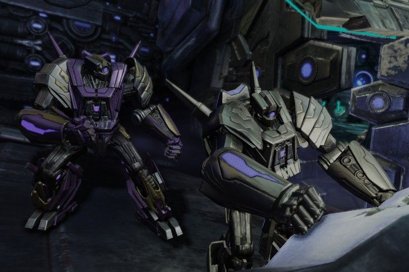 Transformers: Fall of Cybertron, Decepticons wallpaper and background