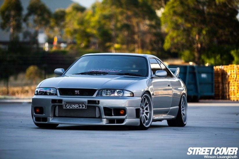 nissan skyline r33 gtr nismo tuning turbo rb jdm face front turbo wheels