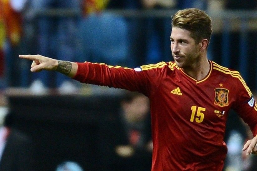 Sergio Ramos HD Wallpapers - HD Wallpapers Backgrounds of Your Choice