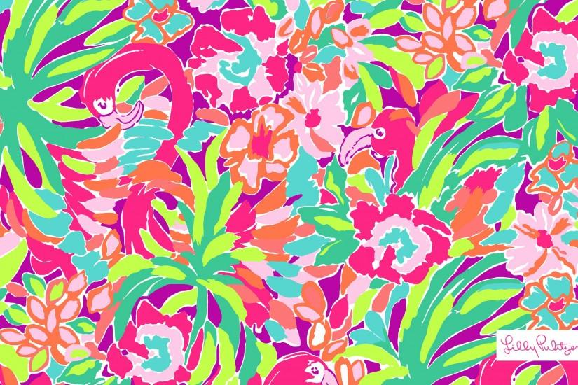 lilly pulitzer wallpaper Lilly Pulitzer Lulu Print