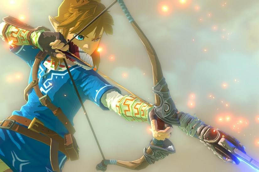 HQ RES the legend of zelda breath of the wild