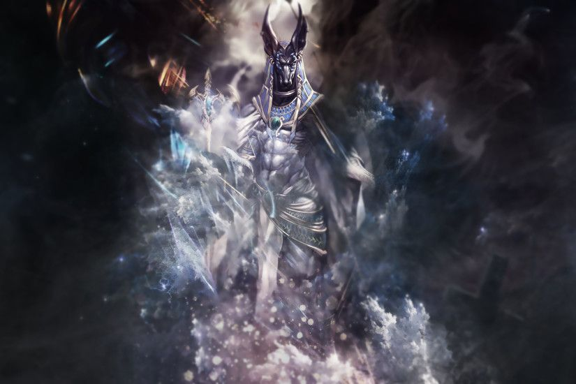 Smite Official Site · Anubis Wikipedia